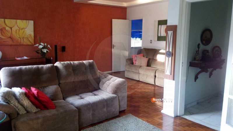 20170410_164550 - Casa em Condomínio à venda Rua Aristides Lobo,Rio Comprido, Rio de Janeiro - R$ 690.000 - NTCN40002 - 1