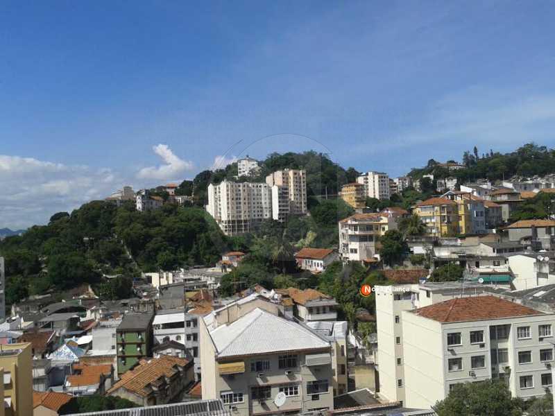 7 - Apartamento à venda Rua Cardeal Dom Sebastião Leme,Santa Teresa, Rio de Janeiro - R$ 419.000 - NFAP10592 - 17