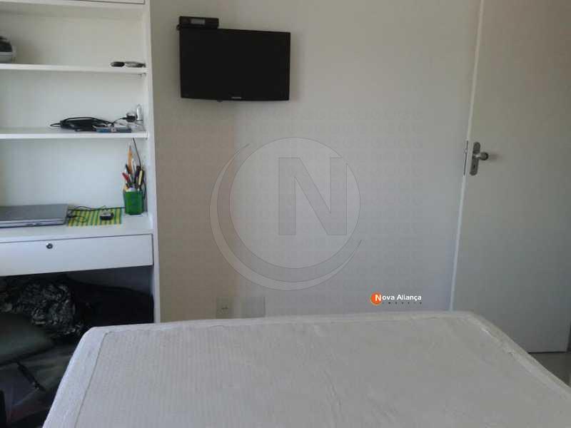 9 - Apartamento à venda Rua Cardeal Dom Sebastião Leme,Santa Teresa, Rio de Janeiro - R$ 419.000 - NFAP10592 - 8