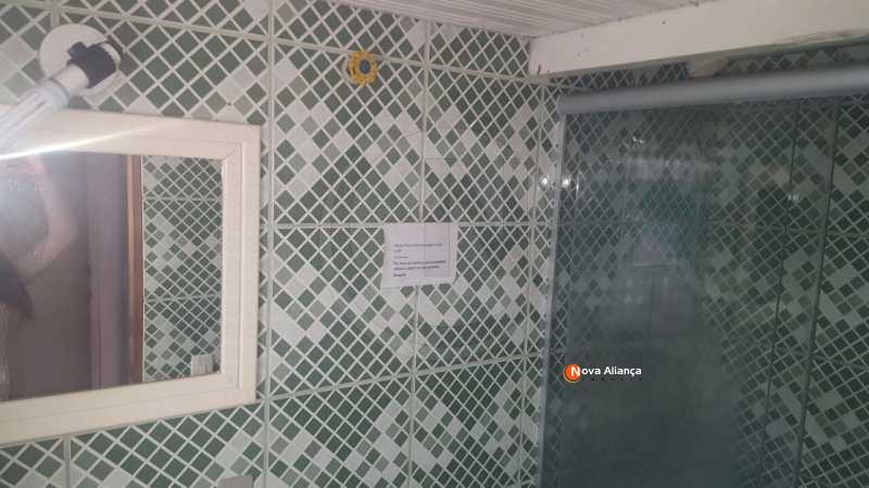 5 - Casa de Vila à venda Rua Barão da Torre,Ipanema, Rio de Janeiro - R$ 1.350.000 - NSCV40001 - 22