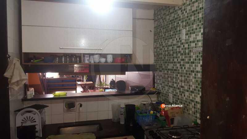 7 - Casa de Vila à venda Rua Barão da Torre,Ipanema, Rio de Janeiro - R$ 1.350.000 - NSCV40001 - 17