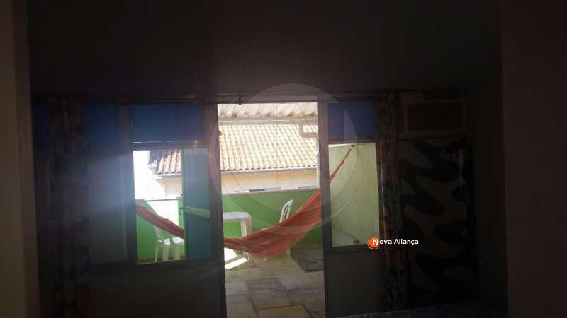 12 - Casa de Vila à venda Rua Barão da Torre,Ipanema, Rio de Janeiro - R$ 1.350.000 - NSCV40001 - 14