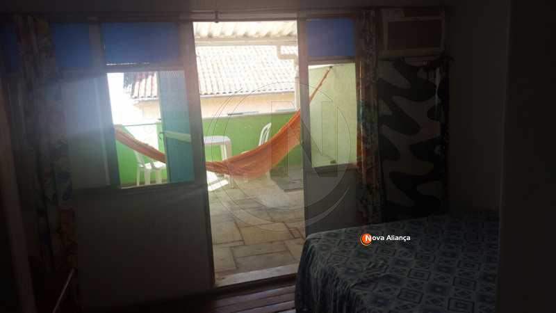 14 - Casa de Vila à venda Rua Barão da Torre,Ipanema, Rio de Janeiro - R$ 1.350.000 - NSCV40001 - 13