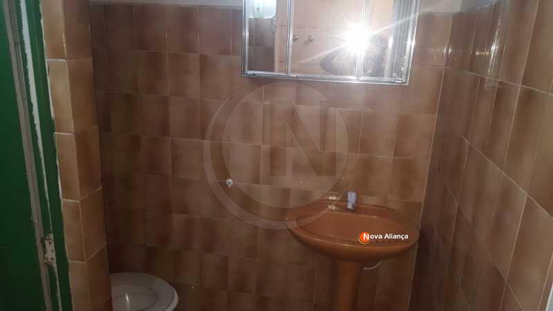 18 - Casa de Vila à venda Rua Barão da Torre,Ipanema, Rio de Janeiro - R$ 1.350.000 - NSCV40001 - 25