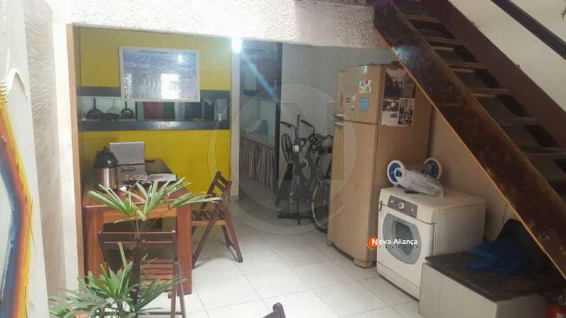 25 - Casa de Vila à venda Rua Barão da Torre,Ipanema, Rio de Janeiro - R$ 1.350.000 - NSCV40001 - 4