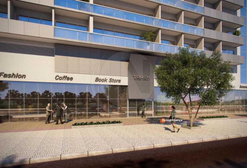 ImagemNot 2 - Sala Comercial 77m² à venda Rua Jardim Botânico,Jardim Botânico, Rio de Janeiro - R$ 881.000 - NBSL00072 - 3