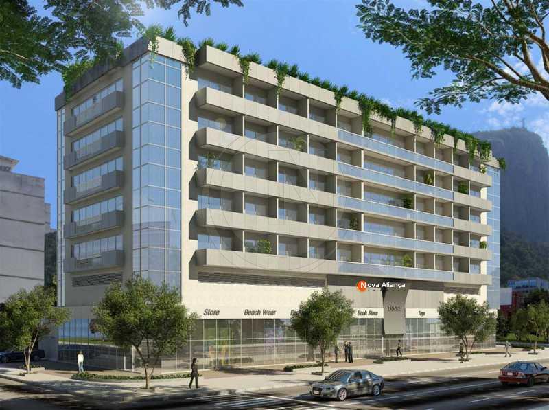 ImagemNot - Sala Comercial 77m² à venda Rua Jardim Botânico,Jardim Botânico, Rio de Janeiro - R$ 881.000 - NBSL00072 - 9