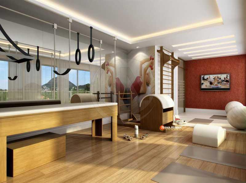 sugestão de sala de pilates  - Sala Comercial 25m² à venda Rua Jardim Botânico,Jardim Botânico, Rio de Janeiro - R$ 635.000 - NBSL00081 - 9