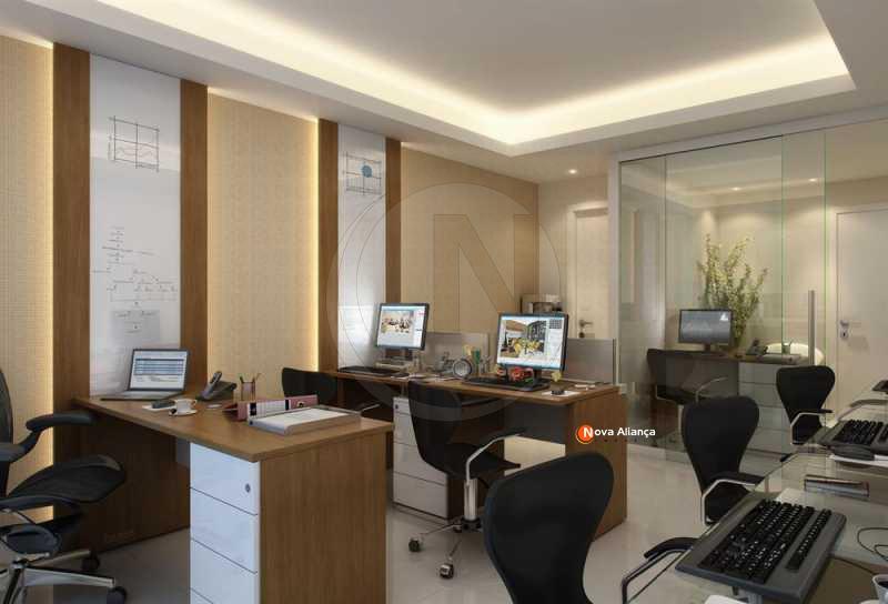 ImagemNot 7 - Sala Comercial 25m² à venda Rua Jardim Botânico,Jardim Botânico, Rio de Janeiro - R$ 635.000 - NBSL00081 - 11