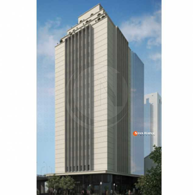 ImagemNot 1 - Sala Comercial 247m² à venda Rua do Rosário,Centro, Rio de Janeiro - R$ 2.098.310 - NBSL00082 - 8
