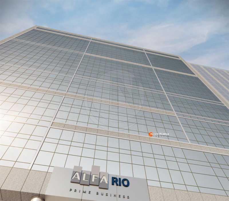 ImagemNot 9 - Sala Comercial 176m² à venda Rua da Alfândega,Centro, Rio de Janeiro - R$ 1.751.706 - NBSL00084 - 1