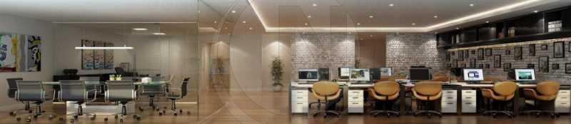 ImagemNot 4 - Sala Comercial 131m² à venda Rua da Alfândega,Centro, Rio de Janeiro - R$ 1.372.176 - NBSL00085 - 6