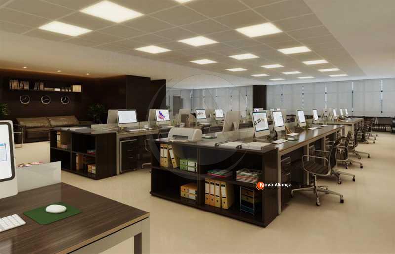 ImagemNot 6 - Sala Comercial 200m² à venda Rua da Alfândega,Centro, Rio de Janeiro - R$ 1.861.581 - NBSL00086 - 8