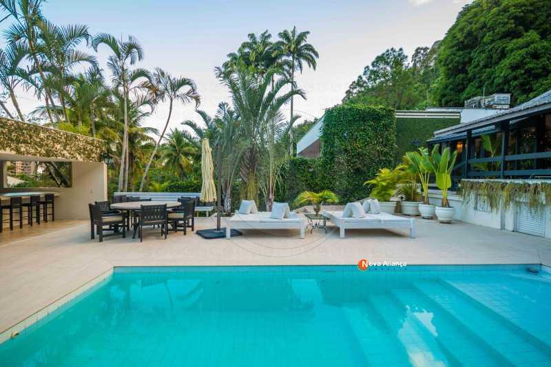 2 - Casa em Condomínio à venda Rua Julieta Niemeyer,São Conrado, Rio de Janeiro - R$ 4.900.000 - NICN40005 - 16