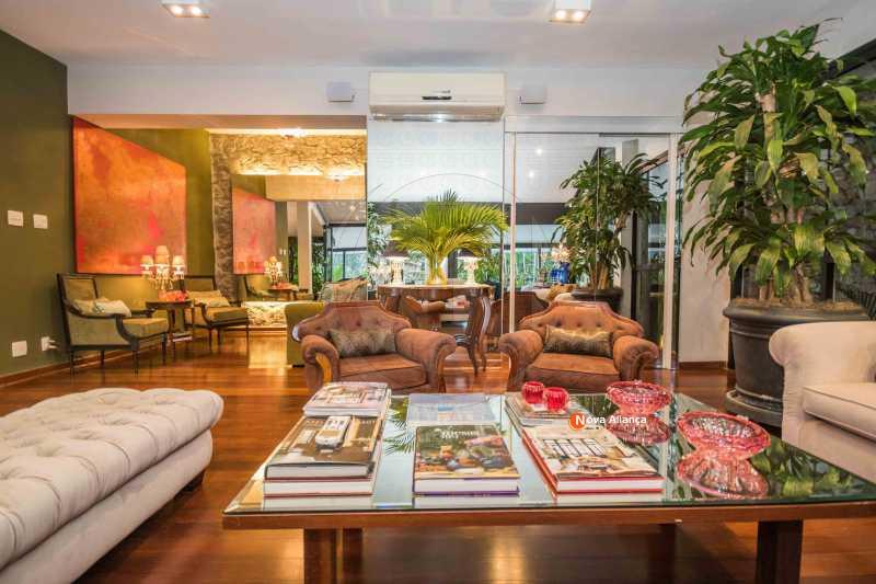 6 - Casa em Condomínio à venda Rua Julieta Niemeyer,São Conrado, Rio de Janeiro - R$ 4.900.000 - NICN40005 - 9