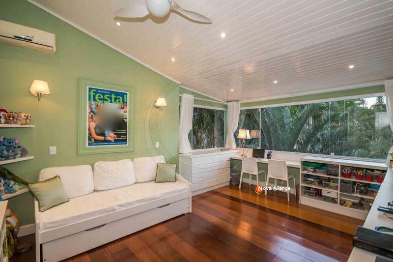 7 - Casa em Condomínio à venda Rua Julieta Niemeyer,São Conrado, Rio de Janeiro - R$ 4.900.000 - NICN40005 - 24