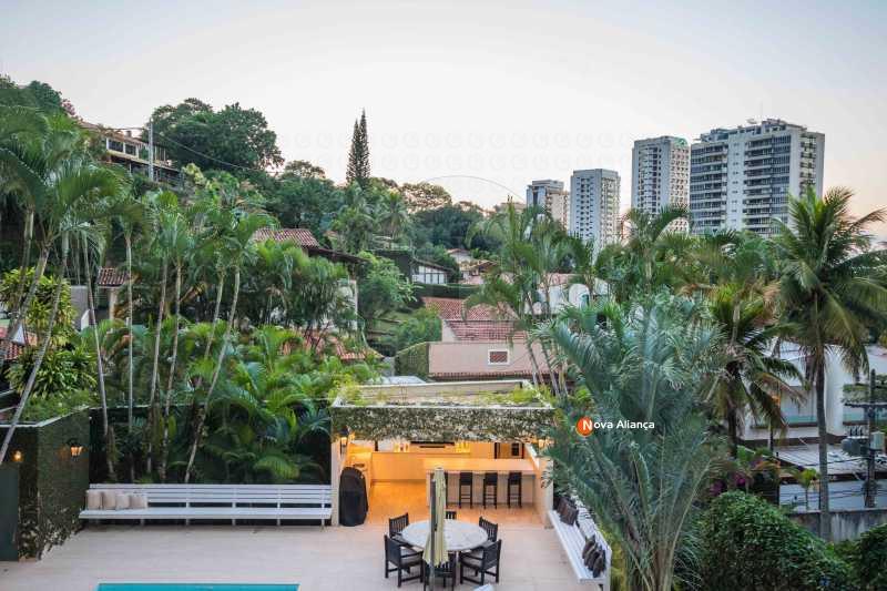 11 - Casa em Condomínio à venda Rua Julieta Niemeyer,São Conrado, Rio de Janeiro - R$ 4.900.000 - NICN40005 - 21