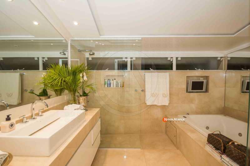 18 - Casa em Condomínio à venda Rua Julieta Niemeyer,São Conrado, Rio de Janeiro - R$ 4.900.000 - NICN40005 - 27