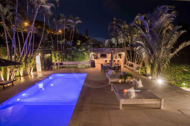 22 - Casa em Condomínio à venda Rua Julieta Niemeyer,São Conrado, Rio de Janeiro - R$ 4.900.000 - NICN40005 - 19