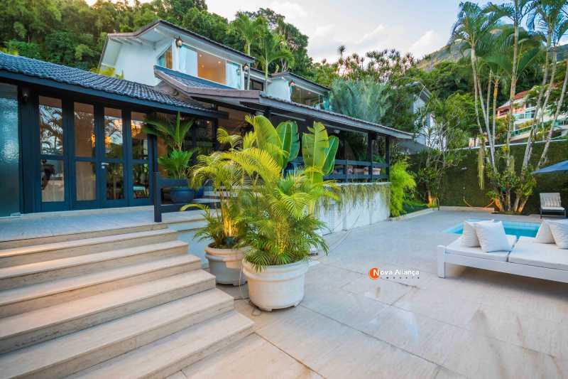 30 - Casa em Condomínio à venda Rua Julieta Niemeyer,São Conrado, Rio de Janeiro - R$ 4.900.000 - NICN40005 - 13