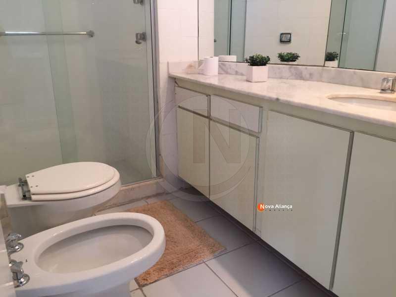 136257b6-e688-4c54-b077-64db8f - Flat à venda Rua Almirante Guilhem,Leblon, Rio de Janeiro - R$ 1.600.000 - NSFL10028 - 8