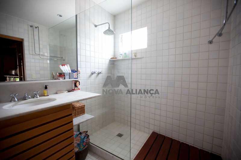 banheiro suite_preview. - Apartamento À Venda - Leblon - Rio de Janeiro - RJ - NIAP30817 - 5