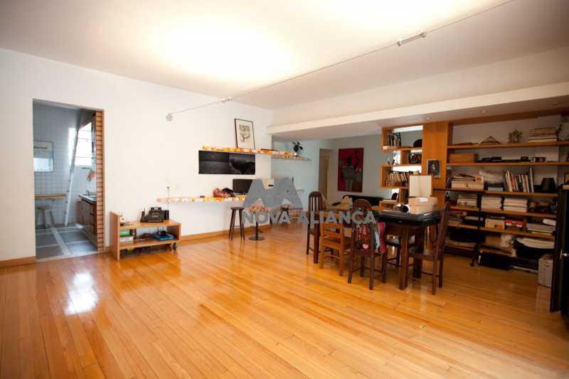 sala vista 2_preview. - Apartamento À Venda - Leblon - Rio de Janeiro - RJ - NIAP30817 - 1