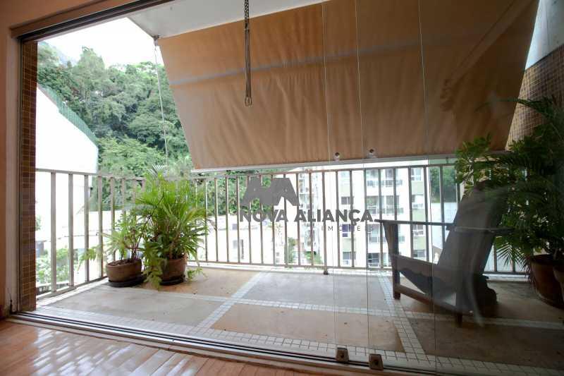 varanda_preview. - Apartamento À Venda - Leblon - Rio de Janeiro - RJ - NIAP30817 - 15