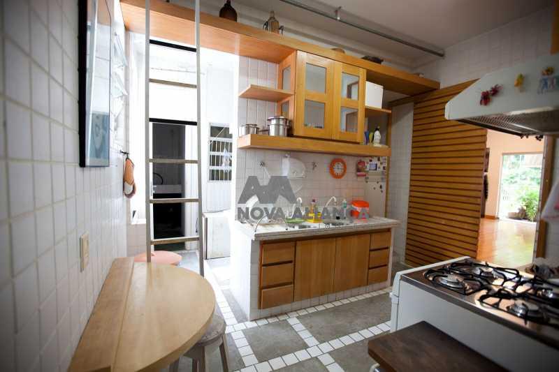 cozinha vista 2_preview. - Apartamento À Venda - Leblon - Rio de Janeiro - RJ - NIAP30817 - 19