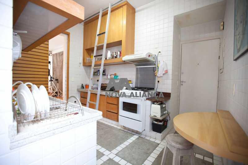 cozinha vista 3_preview. - Apartamento À Venda - Leblon - Rio de Janeiro - RJ - NIAP30817 - 20