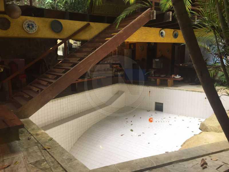 bwt - Casa à venda Rua Engenheiro Alfredo Duarte,Jardim Botânico, Rio de Janeiro - R$ 5.500.000 - NBCA50012 - 3