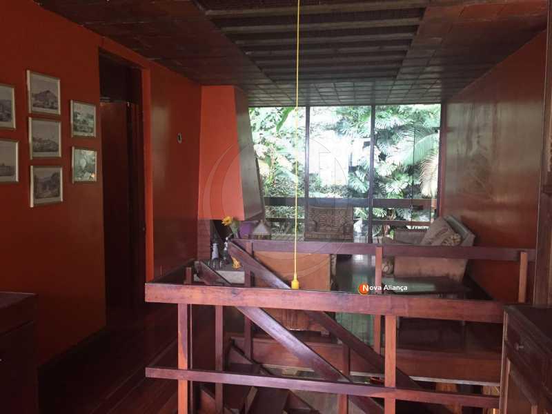 gwh - Casa à venda Rua Engenheiro Alfredo Duarte,Jardim Botânico, Rio de Janeiro - R$ 5.500.000 - NBCA50012 - 18