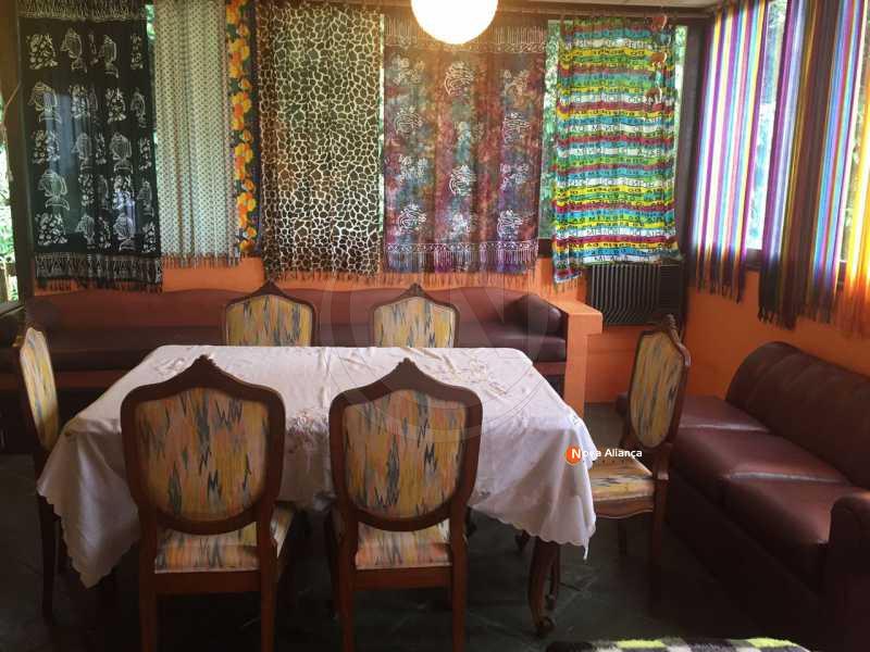 h2u3 - Casa à venda Rua Engenheiro Alfredo Duarte,Jardim Botânico, Rio de Janeiro - R$ 5.500.000 - NBCA50012 - 19