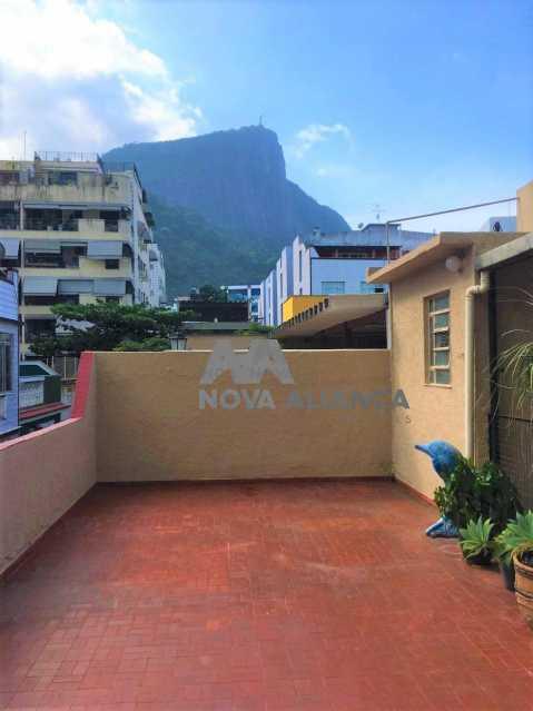 WhatsApp Image 2019-05-09 at 1 - Casa de Vila à venda Rua Lópes Quintas,Jardim Botânico, Rio de Janeiro - R$ 3.000.000 - NSCV50001 - 3