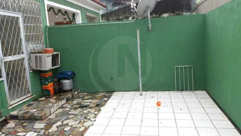 250708017471720 - Casa de Vila à venda Rua André Azevedo,Olaria, Rio de Janeiro - R$ 315.000 - NTCV20014 - 3