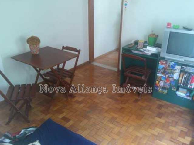 sala - Apartamento à venda Rua Benjamim Constant,Glória, Rio de Janeiro - R$ 420.000 - BA11687 - 4