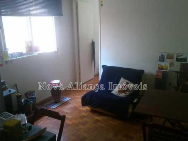 sala2 - Apartamento à venda Rua Benjamim Constant,Glória, Rio de Janeiro - R$ 420.000 - BA11687 - 1