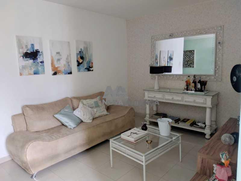 81dd3e55-01b2-43da-a46f-a4b0d9 - Apartamento à venda Rua Voluntários da Pátria,Botafogo, Rio de Janeiro - R$ 600.000 - BA11719 - 4