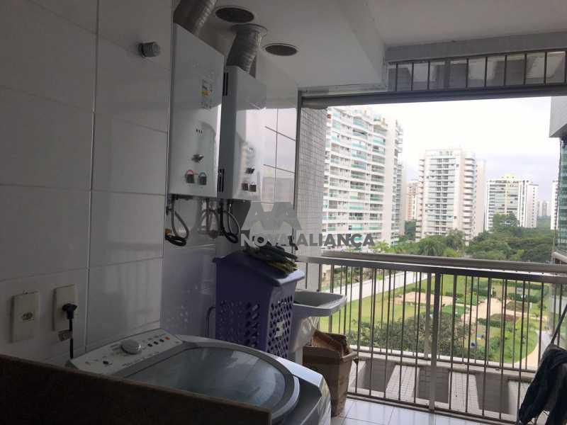 2017-07-16-PHOTO-00000531 - Apartamento à venda Avenida dos Flamboyants,Barra da Tijuca, Rio de Janeiro - R$ 2.200.000 - NBAP40162 - 16