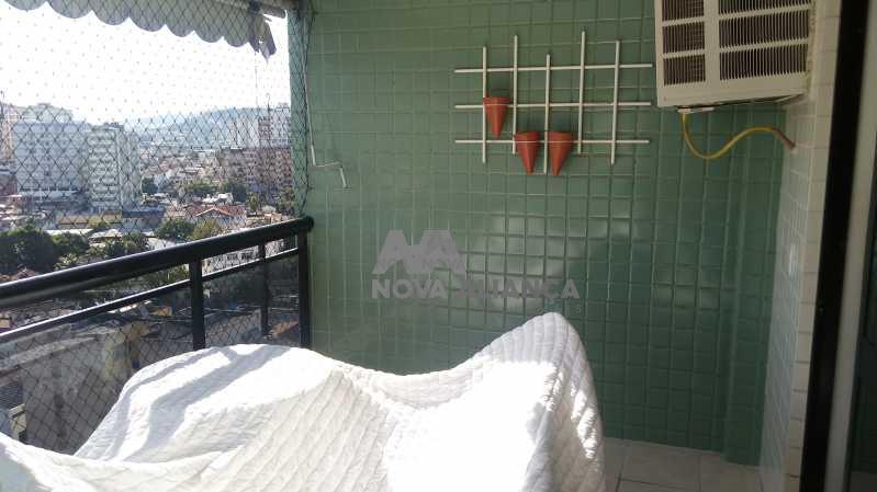 20170715_143858 - Apartamento à venda Rua José Bonifácio,Todos os Santos, Rio de Janeiro - R$ 699.000 - NTAP30389 - 5