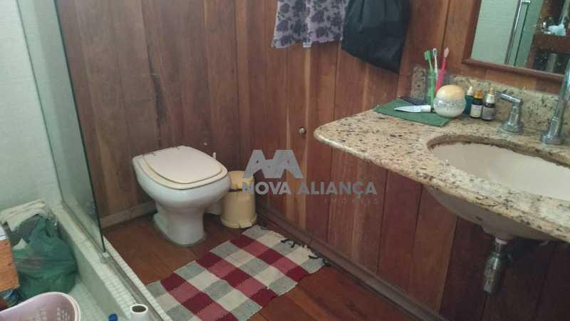 banheiro. - Casa à venda Rua dos Oitis,Gávea, Rio de Janeiro - R$ 5.000.000 - NICA70003 - 10