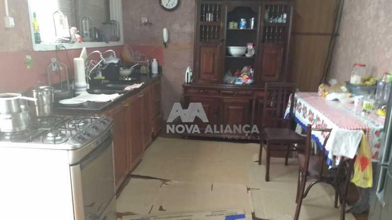 cozinha. - Casa à venda Rua dos Oitis,Gávea, Rio de Janeiro - R$ 5.000.000 - NICA70003 - 11