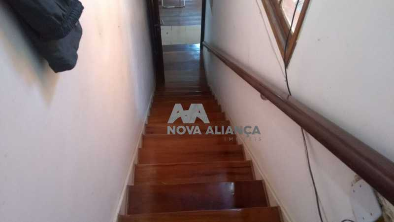escada 2. - Casa à venda Rua dos Oitis,Gávea, Rio de Janeiro - R$ 5.000.000 - NICA70003 - 4