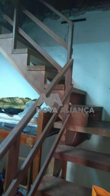 escada. - Casa à venda Rua dos Oitis,Gávea, Rio de Janeiro - R$ 5.000.000 - NICA70003 - 14