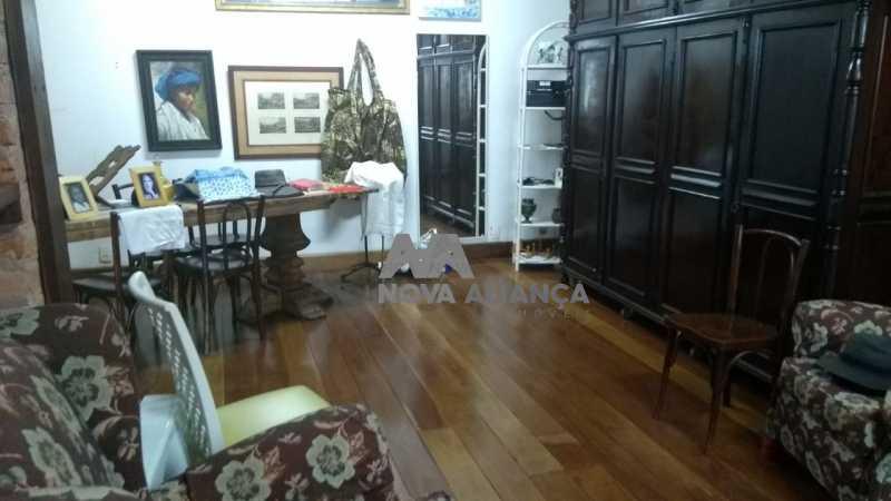 sala 5. - Casa à venda Rua dos Oitis,Gávea, Rio de Janeiro - R$ 5.000.000 - NICA70003 - 1