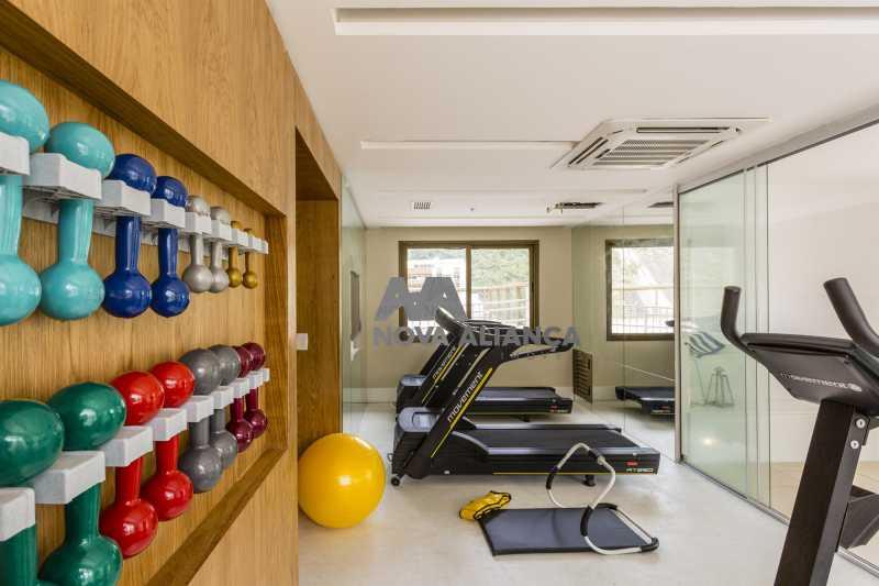 7. - Apartamento à venda Avenida Aquarela do Brasil,São Conrado, Rio de Janeiro - R$ 780.000 - NIAP20693 - 7