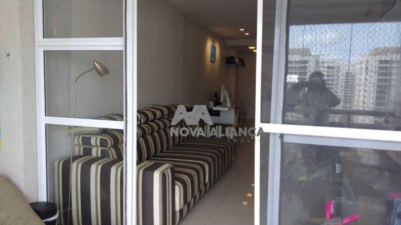 c1982b36-faa8-41ae-b237-8b8880 - Apartamento à venda Avenida Presidente Jose de Alencar,Jacarepaguá, Rio de Janeiro - R$ 980.000 - NCAP30684 - 4
