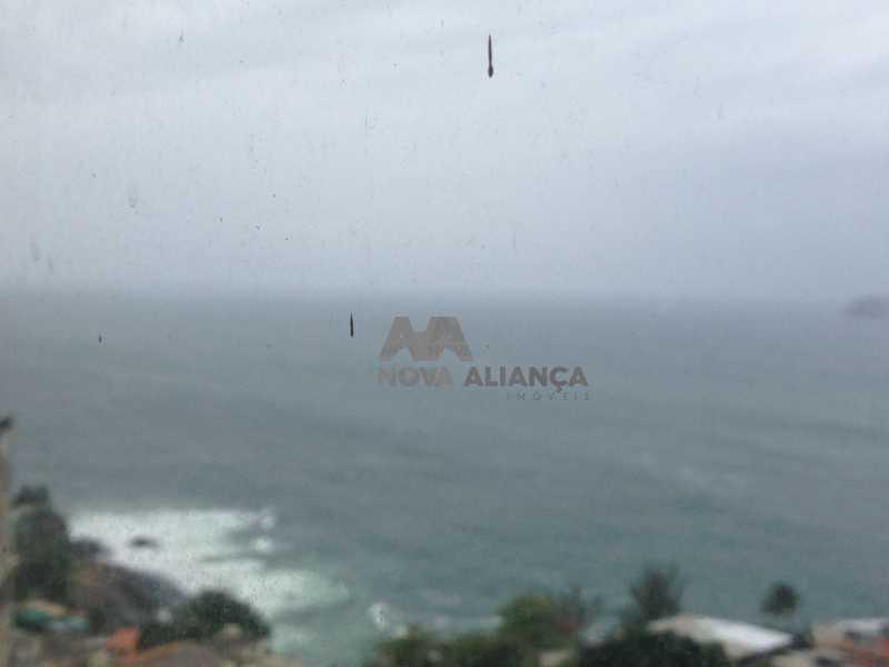 6be96e9f-deca-4df3-952d-232483 - Apartamento à venda Avenida Presidente João Goulart,Vidigal, Rio de Janeiro - R$ 419.000 - NSAP10392 - 4