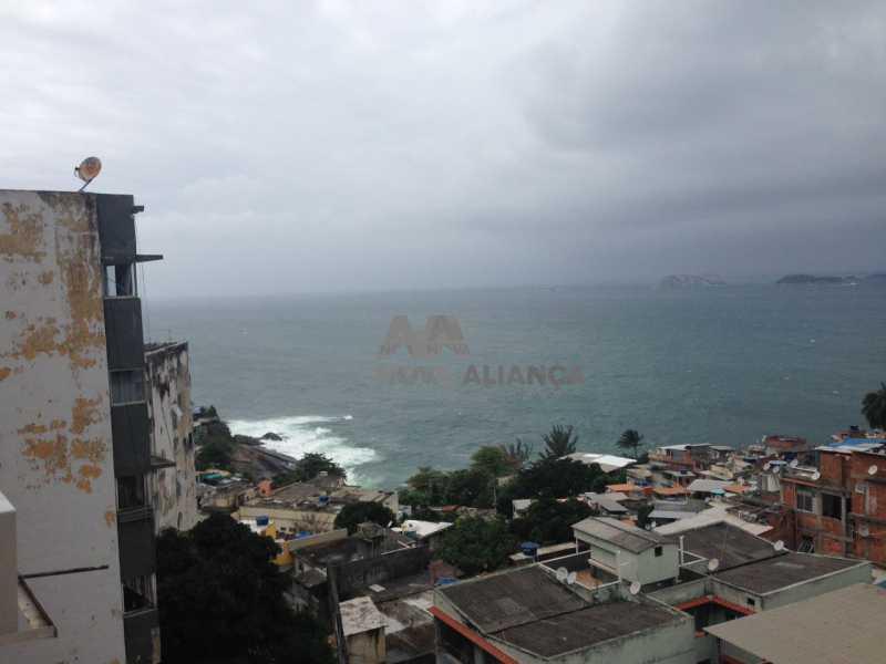 ef3b0e00-7001-4dae-bc6b-b9db2d - Apartamento à venda Avenida Presidente João Goulart,Vidigal, Rio de Janeiro - R$ 419.000 - NSAP10392 - 3