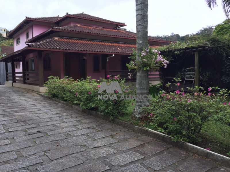 IMG_1913 - Casa à venda Rua Doutor Napoleão Laureano,Castelanea, Petrópolis - R$ 1.800.000 - NCCA30008 - 1